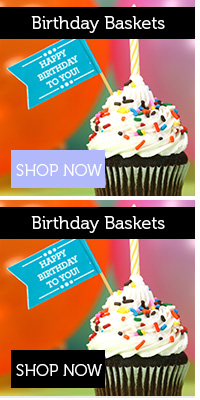 Birthday Baskets